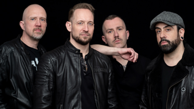 Volbeat Share New Song and Announce Album