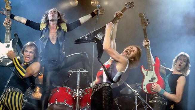 Scorpions Announce New Album, 'Rock Believer'