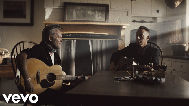 Springsteen, Mellencamp Team Up For 'Wasted Days'