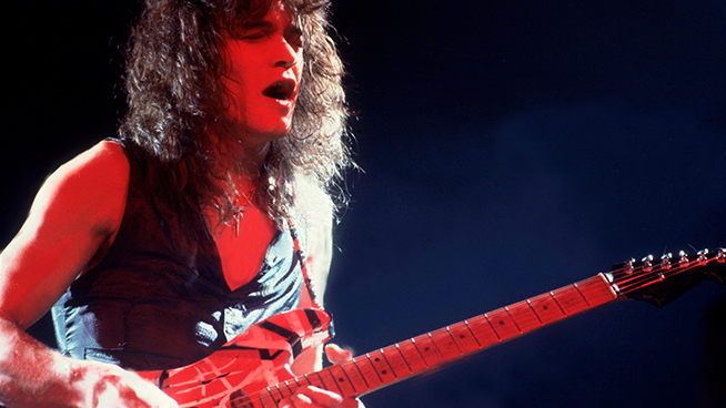 Eddie Van Halen Book Will Cover 50 Hours Of 'Intimate And Wide-Ranging Talks'