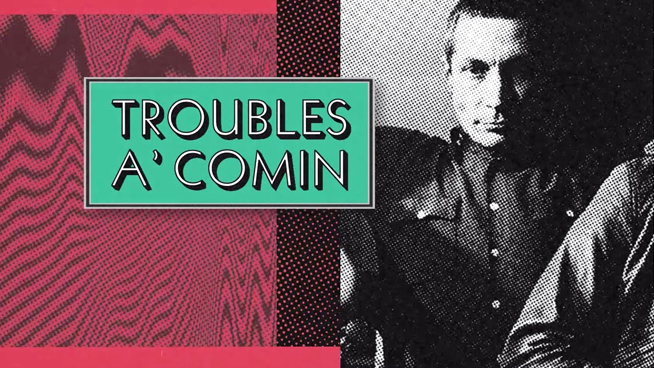 """Rolling Stones Share Previously Unreleased """"Troubles A' Comin'"""""""