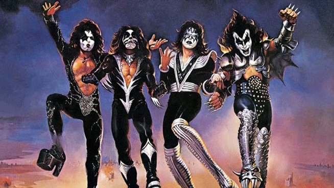 """KISS Share Acoustic Mix Of """"Beth"""" From Upcoming Box Set"""