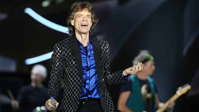 'Waiting On A Friend?' Mick Jagger Seen At Charlotte Dive Bar