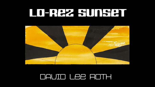 """David Lee Roth Releases New Single, Video For """"Lo-Rez Sunset"""""""