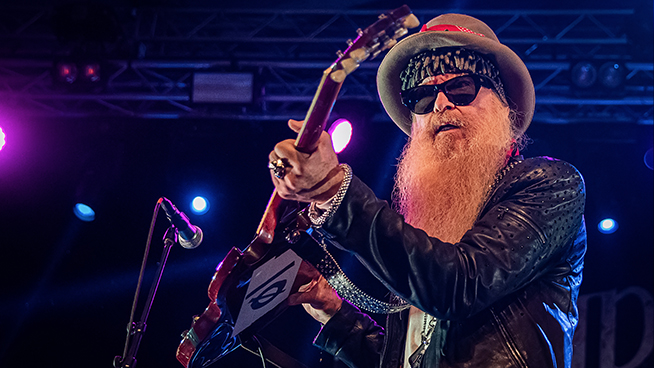 ZZ TOP's Billy Gibbons Reveals His Unlikely Love For British Synth-Pop Band Depeche Mode