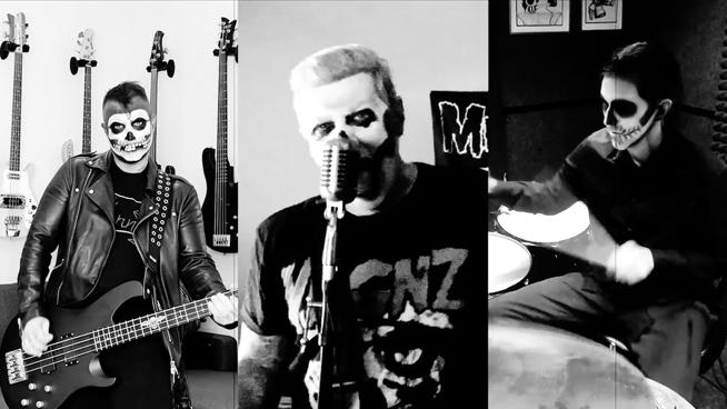 Avenged Sevenfold Covers MIsfits