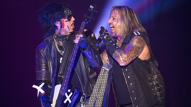 Motley Crue Releasing Remastered Versions Of 'Shout At The Devil', 'Too Fast For Love'