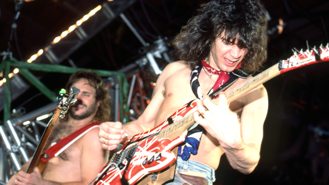 8 Greatest Eddie Van Halen Solos of All Time