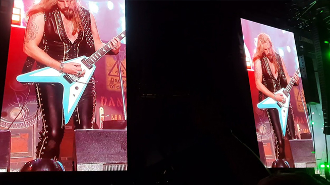 Judas Priest's Richie Faulkner Says His Aorta Ruptured Mid-Guitar-Solo