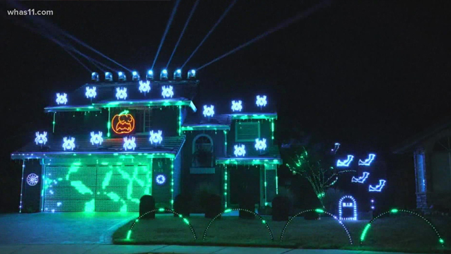 'Rage Against The Machine': Bay Area Man Goes All Out For Halloween Display Synched To Music