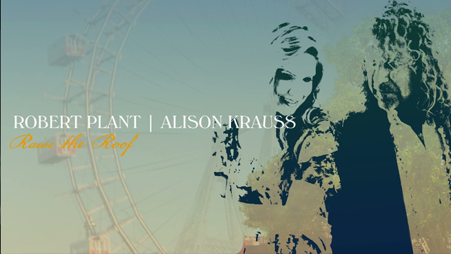 """Robert Plant and Alison Krauss share new song """"High and Lonesome"""""""