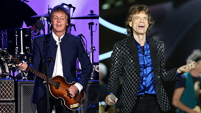 Did Paul McCartney Just Diss The Rolling Stones?