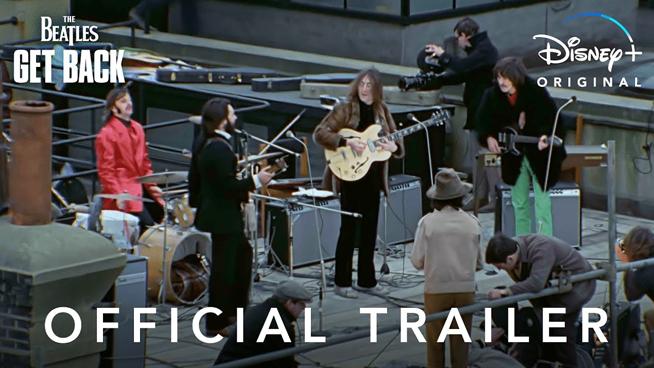 Disney+ Releases New Trailer For Beatles Doc 'Get Back'