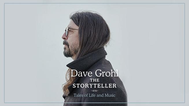 Dave Grohl Memoir Tops 'New York Times' Best-Sellers List