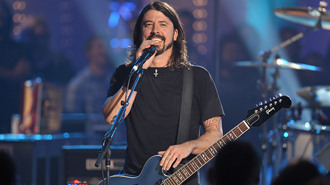 How Dave Grohl Inspired Wolfgang Van Halen
