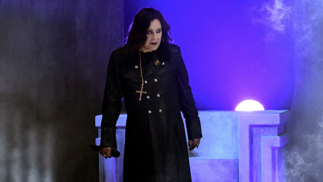 Ozzy Osbourne says Satan Protected him from COVID-19