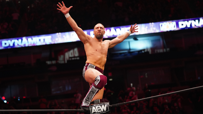 Bryan Danielson Talks About Why He Signed With AEW, What He Wants To Do In New Japan Pro Wrestling And More
