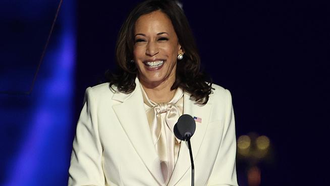 Vice President Kamala Harris 57th Birthday