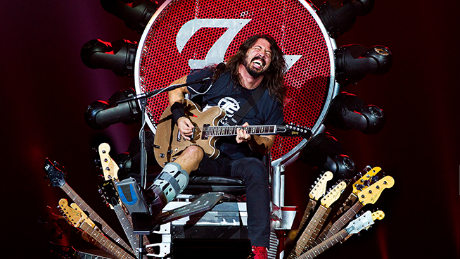 Wolfgang Van Halen Will 'Dave Grohl It'