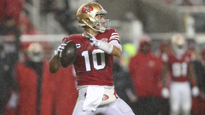 In historic downpour, 49ers see bounce-back hopes washed away in embarrassing fashion
