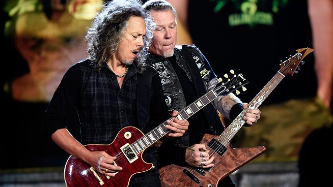 Metallica, Billy Joel To Play Las Vegas's Allegiant Stadium On Consecutive Nights
