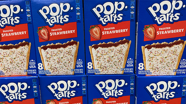 Woman Seeks $5 Million Dollars Over Lack Of Strawberries In Pop-Tarts