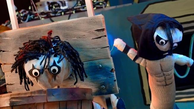 Alice Cooper Gets Sock Puppet Parody Treatment