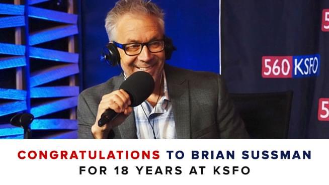 Brian Sussman Retires from KSFO