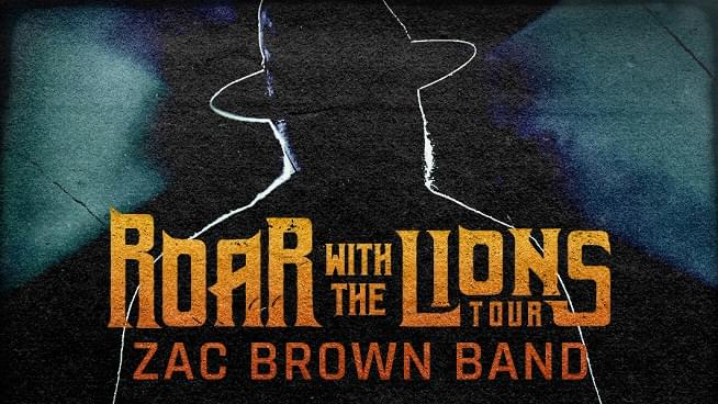 October 25: Zac Brown Band
