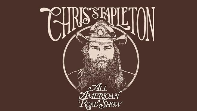 June 13: Chris Stapleton