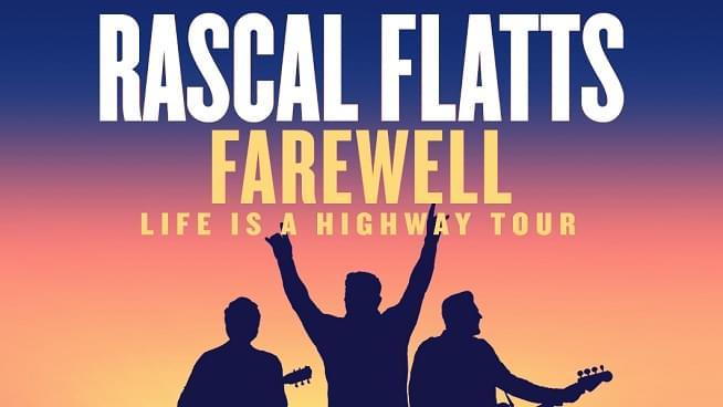 October 1: Rascal Flatts