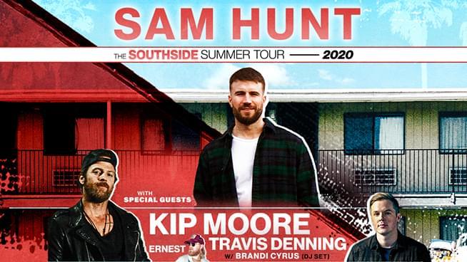 September 18: Sam Hunt