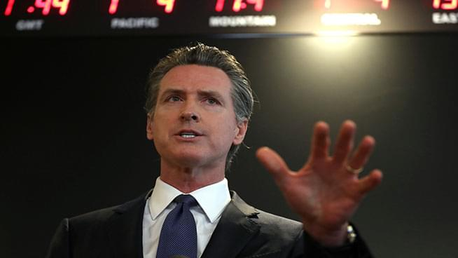 Governor Newsom says 56% of Californians Could get Infected with COVID-19 Over the Next 8 Weeks