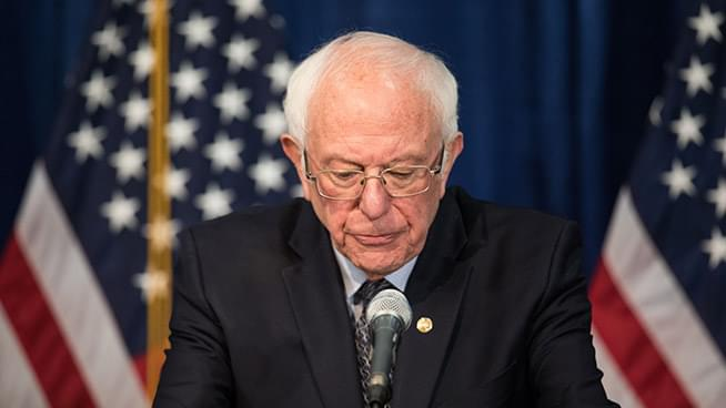 Bernie Sanders Dropped Out of the 2020 Presidential Race