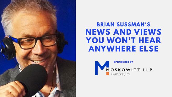 Brian Sussman's News & Views You Won't Hear Anywhere Else: September 15, 2021
