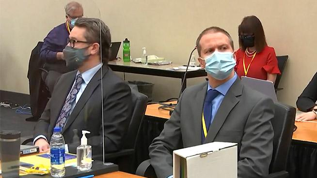 The Latest: Derek Chauvin found guilty of murder, manslaughter of George Floyd
