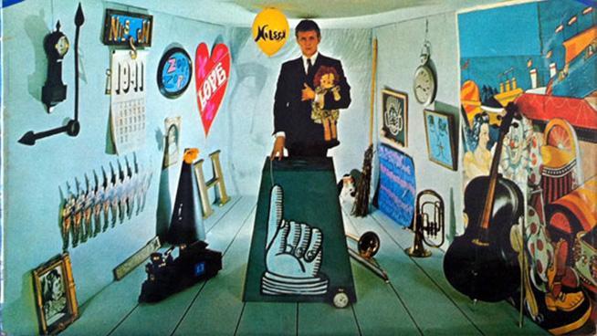 Nilsson: Beatles Mashup Tribute