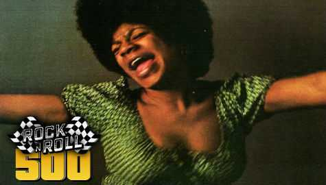 Gimme Shelter's Impassioned Merry Clayton