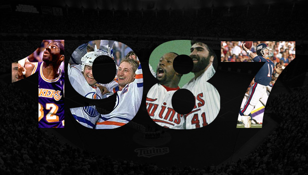 1987: The Year in Professional Sports