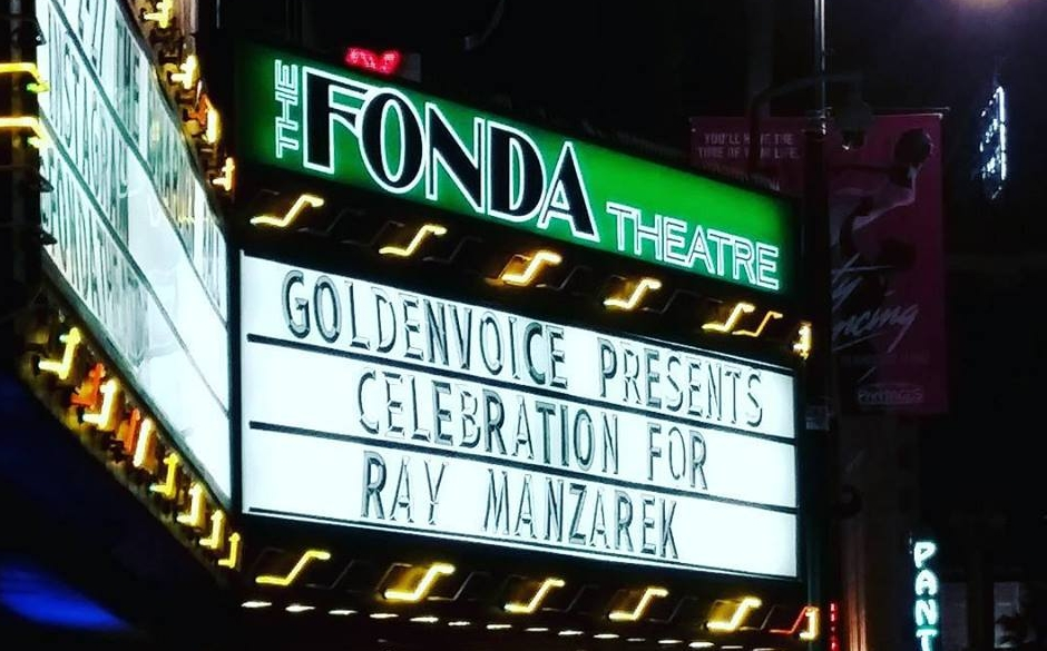 Celebration for Ray Manzarek