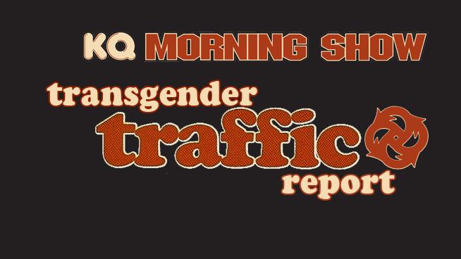 Transgender Traffic Report