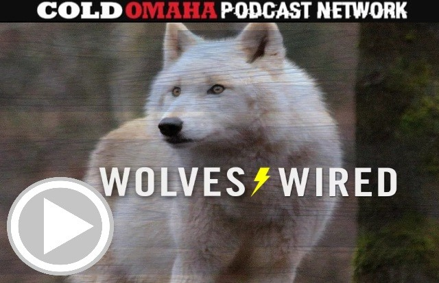 WOLVES WIRED: On Location in … Bismarck?