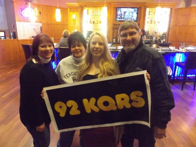 KQRS Morning Show LIVE at Treasure Island Resort and Casino