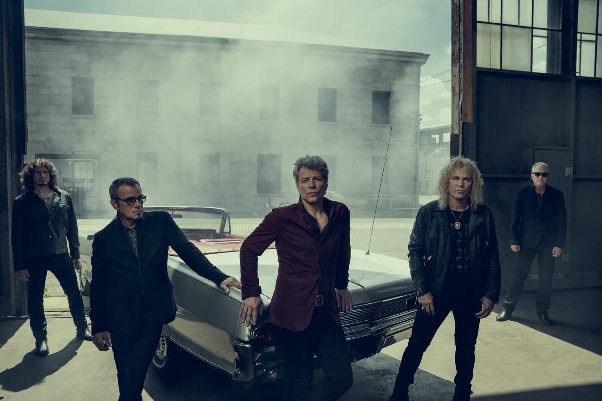 Bon Jovi's David Bryan & Tico Torres Talk 'This House is Not For Sale'