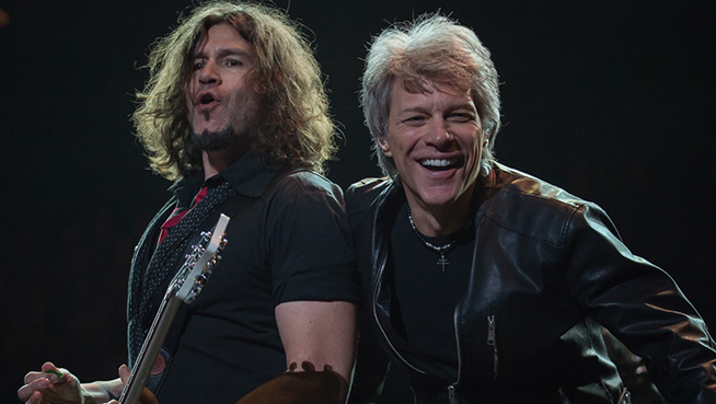 "Bon Jovi Tackles Current Events on ""American Reckoning"""