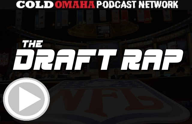 THE DRAFT RAP: LB Prospect Connor Harris Joins & Twitter Questions Get Answered