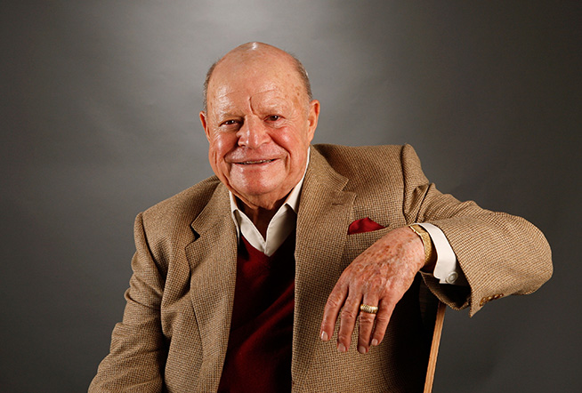 Fellow Comedians React to Don Rickles' Passing