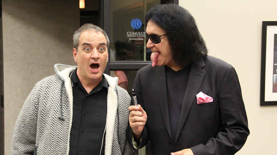 VIDEO: Ray Erick Interviews Gene Simmons