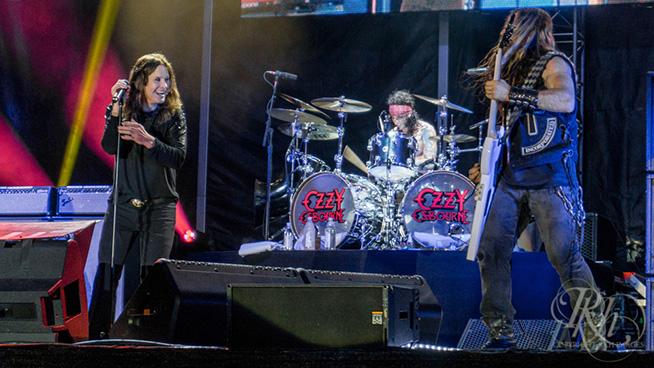 PHOTOS: Ozzy Osbourne at Treasure Island (August 11, 2017)