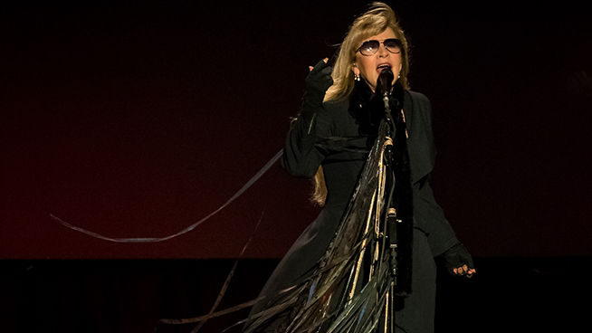 Stevie Nicks Concert Film Heading To Theaters